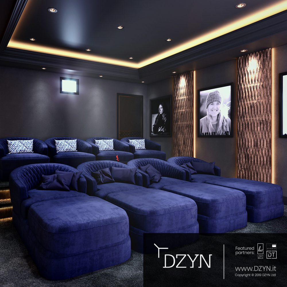 Cinema Room – LW-C0001-D0001